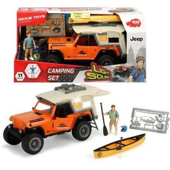 Campingset jeepster