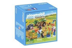 Playmobil PM Country - Kinderen met kleine dieren
