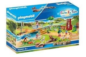 Playmobil PM Family Fun - Grote kinderboerderij 70342