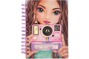 Depesche TOPModel notitieboek met selfie notes - CANDY CAKE
