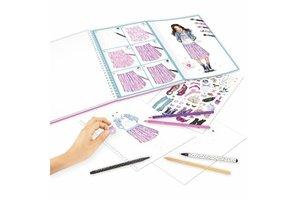 Depesche TOPModel kleurboek met stiften
