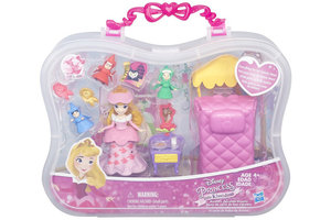 Hasbro Disney Princess mini prinsessen speelkoffertje