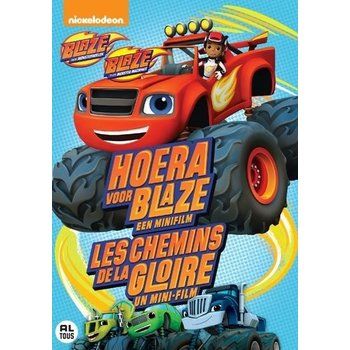 Blaze and the Monster Machines - Blaze Of Glory (DVD)