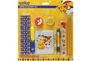 Sambro Pokémon Super Stationary Set