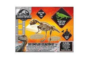 Sambro Jurassic World - Duo Dinosaurus opgravingskit