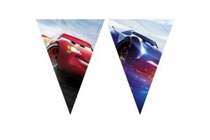 Cars The Legend of The Track - Vlaggenlijn 2m