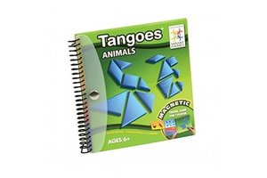 Smart Games Smart Games Magnetic Travel - Tangoes Animals
