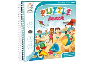 Smart Games Smart Games Magnetic Travel - Puzzle Beach