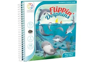 Smart Games Smart Games Magnetic Travel - Flippin' Dolphins