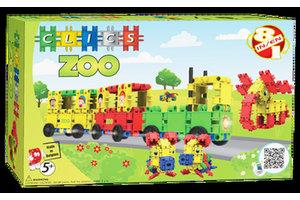 Clics Clics - Zoo Box 8-in-1
