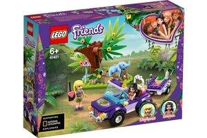 LEGO LEGO Friends Reddingsbasis babyolifant in jungle
