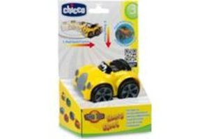 Chicco Stunt car Henry McLoad geel