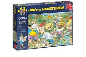 Jumbo Jan van Haasteren - Kamperen in het bos (1000stuks)