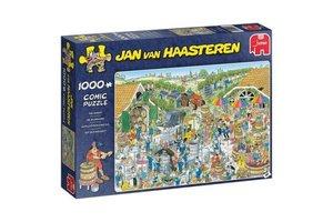 Jumbo Jan van Haasteren - De wijngaard (1000stuks)