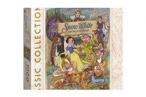 Jumbo Puzzel (1000stuks) Disney Classic Collection - Sneeuwwitje Movie Poster