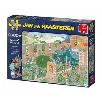 2000pcs JvH - The Art Market
