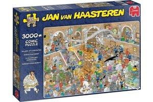 Jumbo Jan van Haasteren - Gallery of Curiosities (3000stuks)