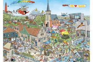 Jumbo Jan van Haasteren - Rondje Texel (1000stuks)