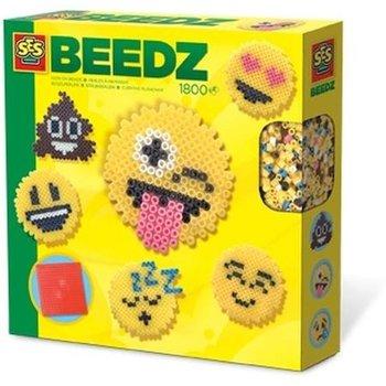 SES Beedz - Strijkkralen Emoticons