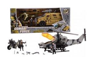Combat Force - Mega speelset in doos (57cm)