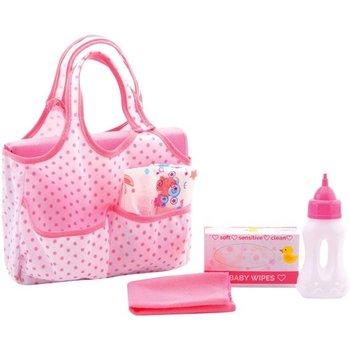Baby Rose Luiertas met accessoires