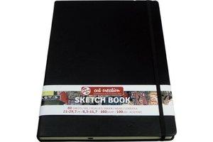 Talens Talens ArtCreation Schetsboek 21x30cm (140gr) - zwart