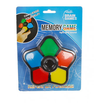 Brain Games Memory Game XL B/O met licht/geluid