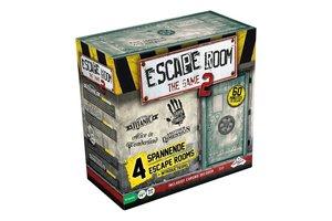Identity Games Escape Room The Game 2 - Basisspel met 4 uitbreidingen