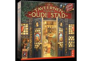 999 Games De Taveernen van de Oude Stad (bordspel)