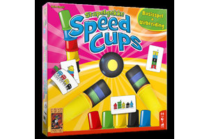 999 Games Stapelgekke Speed Cups 6 spelers