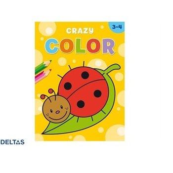 Deltas Crazy Color (3-4jaar)