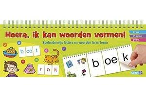 Deltas Hoera, ik kan woorden vormen! (6-7jaar)