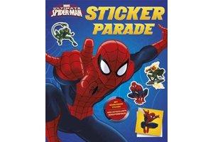 Deltas Ultimate Spiderman - Sticker Parade