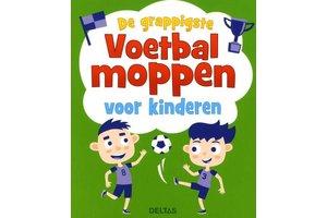 Deltas De grappigste voetbalmoppen voor kinderen