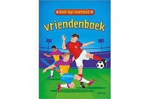 Deltas Gek op voetbal - Vriendenboek