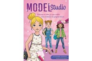 Deltas Model Studio - Ontwerp en teken je eigen outfits