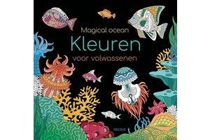 Deltas Kleuren voor volwassenen - Magical ocean