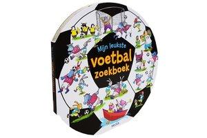 Deltas Mijn leukste voetbal zoekboek