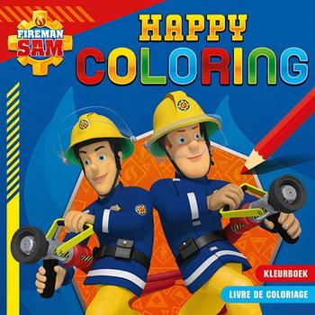 Deltas Brandweerman Sam - Happy Coloring