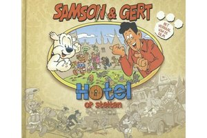samson en gert hotel op stelten