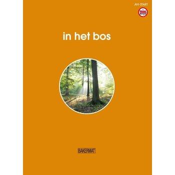 De taalbende - In het bos informatief