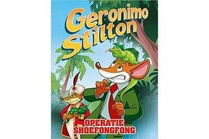 Lannoo Geronimo Stilton - Operatie Shoefongfong