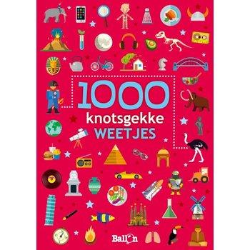 1000 Knotsgekke weetjes