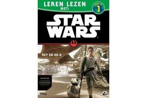 Leren lezen met Star Wars - Niveau 1 - Rey en BB-8