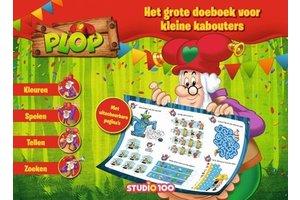 Kabouter Plop - XL (doeboek)