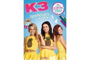 K3 - Spelletjesboek Pina Colada (doeboek)