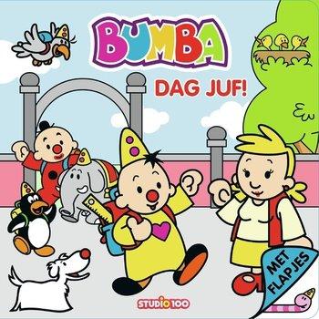 Bumba - Dag Juf! (kartonboekje met flapjes)