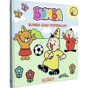 Bumba - Bumba gaat voetballen (kartonboek)