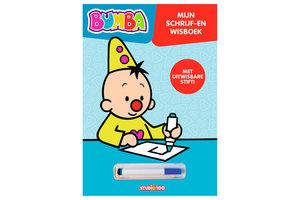 Bumba - Mijn schrijf- en wisboek (doeboek)