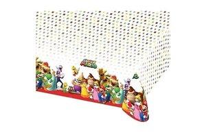 Super Mario Bros - Tafelkleed (plastiek) 120x180cm
